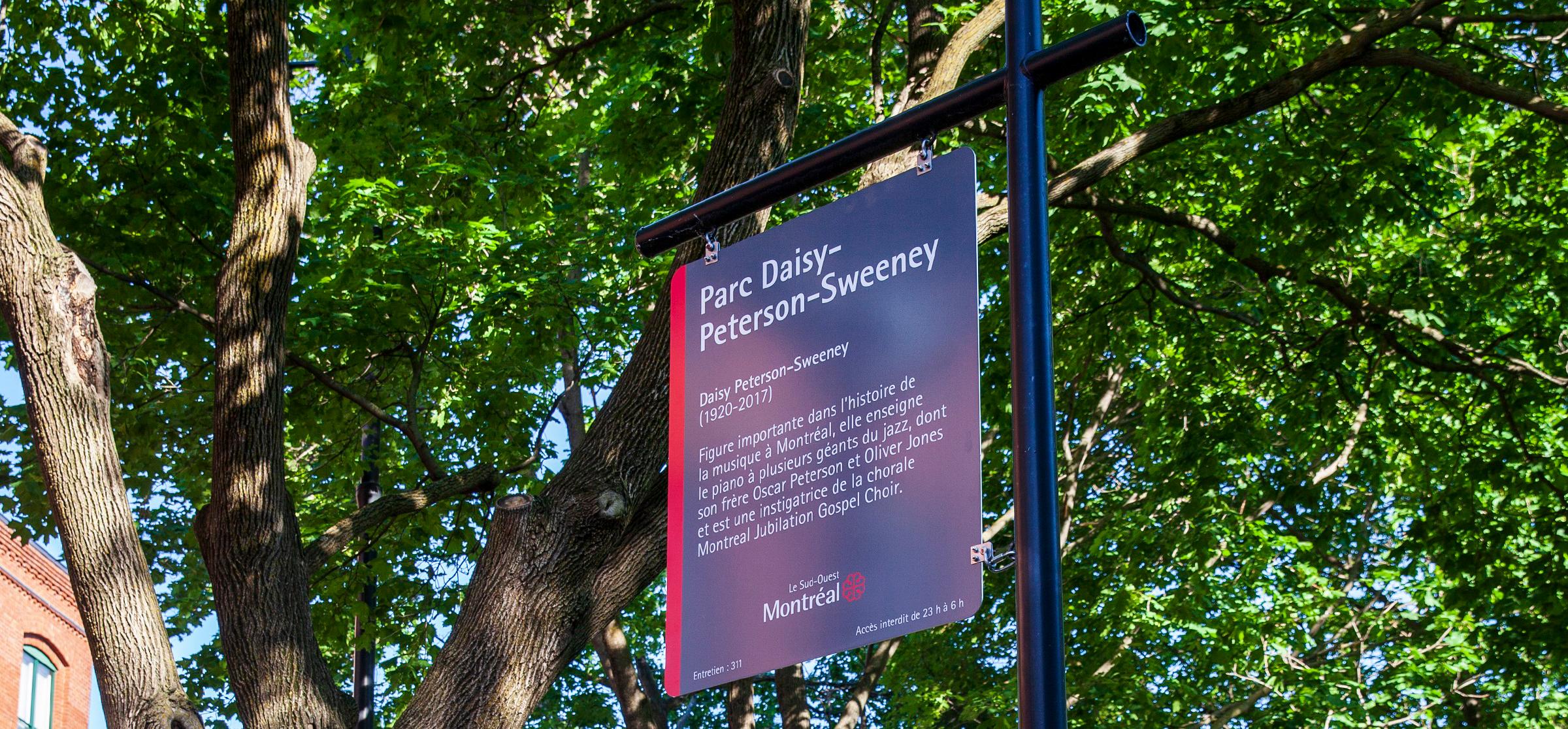 Parc Daisy-Peterson-Sweeney - Daisy Peterson Sweeney Park